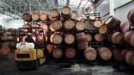 Adieu, bordeaux! Two million bottles of wine burned in France