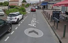 A pedestrian was knocked down on Monday morning on the road from Bordeaux to Lons. 80-year-old man seriously injured