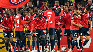 Before Bordeaux, Lille plays in the Champions League