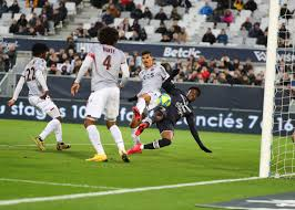 With goal in extra time, Saint-Etienne wins Bordeaux in the French - Gazeta Esportiva