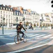 Bordeaux Nicolas Florian wants to put cyclists back on the right track